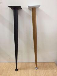 Hardware muebles domésticos de alta calidad de la tabla de metal de la pierna
