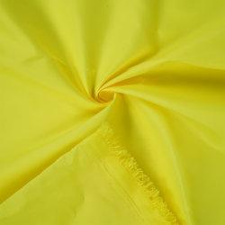 380t Full terne taffetas de nylon Tissu avec Cired sur Faceside pour vêtement
