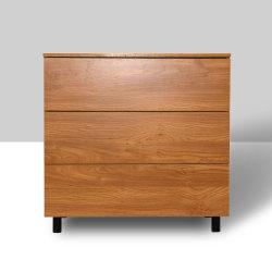 Элегантный классический твердых деревянный ящик грудь дети эспрессо для домашнего офиса