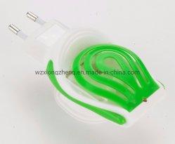 액체와 매트 사용 모기 전기 Vaporiser