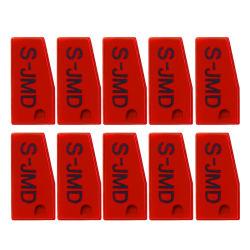 自動キーJmdの赤いトランスポンダチップ(TC-55) 46/4c/4D/47/48/T5/G