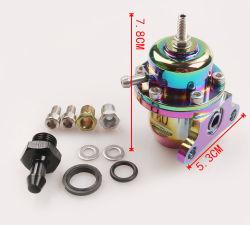 차는 Honda Accord Civic S2000 Del Sol 25-301bk를 위한 연료 압력 규칙 과급기를 재장비한다
