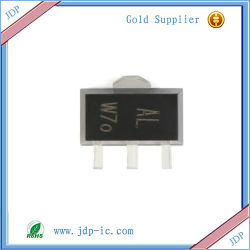 Bcx53-16 알루미늄 스크린 인쇄 패치 트랜지스터 Sot89 PNP 중간 힘 트랜지스터