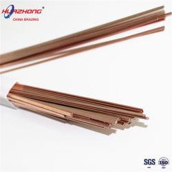 Cup6 Copper-Phosphorus relleno de material de soldadura Metail muestra gratuita de alambrón de cobre de tubo de alimentación de Bundy Barra de soldadura Soldadura