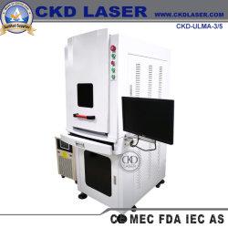 UV-Lasermarkierungsgeräte für Logo-Druck-Computer Integriert