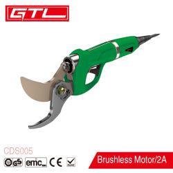Herramientas de corte jardín poda eléctricas rama del árbol de corte eléctrico de cortadores de jardín tijeras (CD005)
