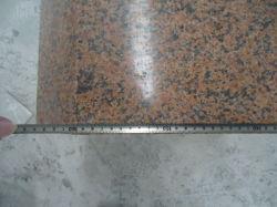 화강암 석재에 있는 벽 클래딩/바닥재 타일/세면대 탑/묘석용 Tianshan Red/buining Material