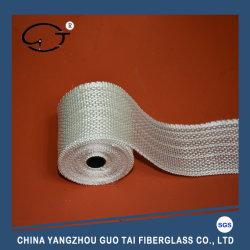 Bande de fibre de verre de haute qualité (avec trou) pour la reliure et de la bobine de câble d'enrubannage