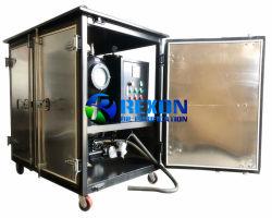Tipo portatile purificatore di alta efficienza del carrello di olio dell'isolamento di vuoto