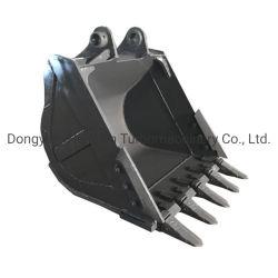 掘削機及びフォークリフトのための精密鋳造のバケツの歯