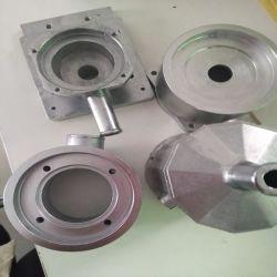 Сплава алюминия CNC литой детали объекта автоматизации установки