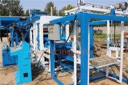 Qt4-15s les cendres volantes briques Making Machine de moulage par bloc de presse en Afrique du Sud du Nigéria