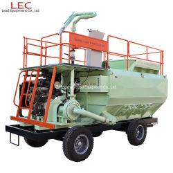 Искусственные почвы для коррекции на склоне Hydromulch стоимость Hydroseeding машины для мульчирования цена