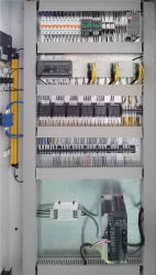 Grande rivettatrice calda di plastica ultrasonica dell'apparecchio per saldare servo