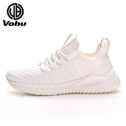 Мужчин в спортивную обувь Flyknit очень удобную обувь на складе обувь для ходьбы обувь повседневная обувь