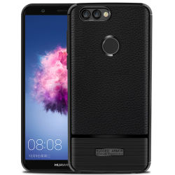 La fibra de carbono TPU para Huawei honor jugar 7X/disfrutar de 7s