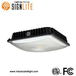 Kabinendach-Licht ETL des Dimmable Decke Petro Station-Licht-45W LED FCC-Zustimmungs-Garage-Licht-Befestigungen
