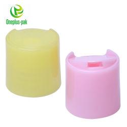 Tapón de botella de plástico Tubo de cuidado de piel/botella/Tapa tapa embalaje