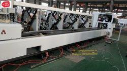 Hoogste Automatische het Voeden van China Rechthoek om de Vierkante Scherpe Apparatuur van de Laser van de Pijp van de Buis van het Roestvrij staal van het Koolstofstaal van de Buis
