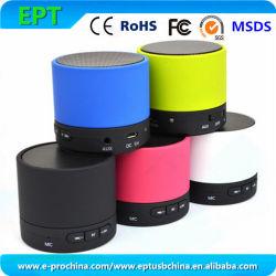 Mini altoparlante senza fili di Bluetooth del metallo portatile più poco costoso (S10)