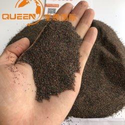 Le grenat/pierre abrasive pour l'eau de sable de riz de coupe 30 60 80 mailles