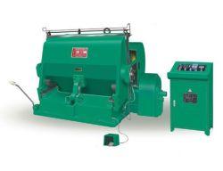 高品質プラテンパンチングおよび折り目加工用ダイカット機械