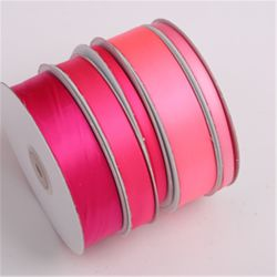 공급자 75 mm 레드/블루/핑크/블랙/브라운/퍼플 그로그레인 리본 장식 제조 크리스마스 트리 / 종이 선물 포장