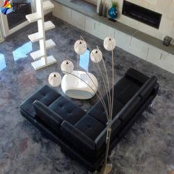 Metallische Glimmerpulver-Perlen-Bodenbelag-Pigment-Kleber-Fußboden-Beschichtungen