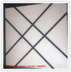 Natur-Marmorgranit-Mosaik für Fußboden-und Wand-Fliese