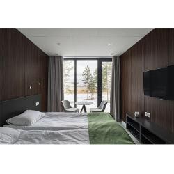 밤 대건축하 에서를 가진 현대 디자인된 현대 호텔 침실 가구