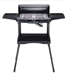 Tisch-Ofen-Gitter BBQ des elektrischen rauchlosen Standplatz-2000W vertikaler