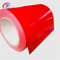 전성기는 직류 전기를 통한 강철 코일 PPGI 강철 Coils/PPGL 색깔에 의하여 입힌 Prepainted Galvalume 코일을 Prepainted