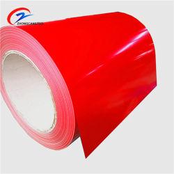 Prime Prepainted Folha de aço galvanizado PPGI BOBINAS PPGL/Cor Prepainted Bobina de alumínio revestido