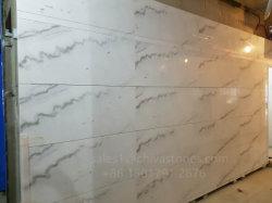 Самый дешевый Chiva белым мраморным полированным/Отточен слоя для верхней части зеркала в противосолнечном козырьке/стены/пол/лестницы/мозаика/Baluster/скульптура