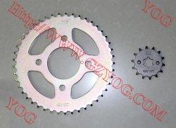 Motorrad-Teil-Kettenrad-Set für Bajaj entdecken/Pulsar/Bm100/Bm150