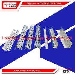 가벼운 계기 강철 건식 벽체 천장 특별한 강철 코너 구슬 벽 각