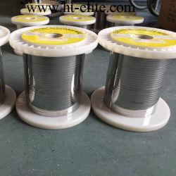 抵抗線付きニッラ 8020 加熱テープ