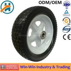 Mousse de PU Les pneus de roue de pompe pour usage intensif Trolley (13*5.00-6/500-6)