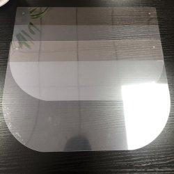 Anti-Fog 0,25mm Die Cortar Pet folha clara de protetor de rosto