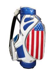 Estados Unidos da América Pavilhão PU saco de golfe