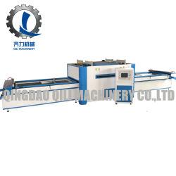 Machine de contrecollage vide en bois de placage/membrane appuyez sur