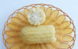 Сахарная кукуруза липких/ Glutinous/ Вакси кукурузы БЕЛЫЙ ЖЕЛТЫЙ ЦВЕТ