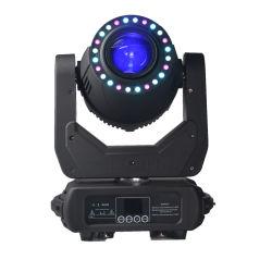 Cabezal movible LED 200W luz 200W de DJ Club Punto de haz de luz de Gobo