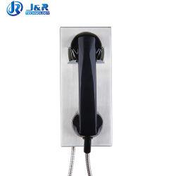 الخط الساخن نداء الطوارئ التلقائي للاتصال الهاتفي الخارجي عن بعد الهاتف التناظري Jr202-CB