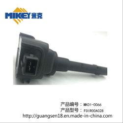 Bobina de encendido del dispositivo de ignición Auto Parts Contacto Módulo de encendido del motor de las piezas de automóviles Foir00A028 Harbin Hafei Jun Yi M13r Changan Shen Qipai Chery Ruiq