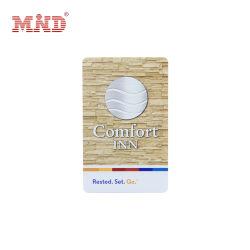 13.56MHz inteligentes RFID de PVC de la tarjeta de identificación sin contacto con la impresión de tarjeta RF de lectura escritura de datos
