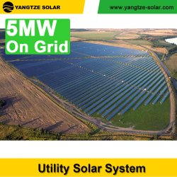 Jangtsekiang Home Anwendung 3000 W 4000 W 5000 W 1000 W am Solargenerator des Grid-Solarsystems