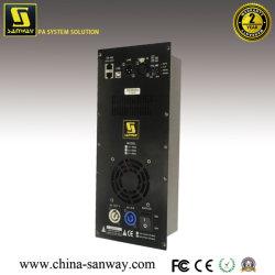D1-800d 800W Classe D de Canal Único Altifalante subwoofer com amplificador de placa DSP; módulo amplificador incorporado para armário de subwoofer