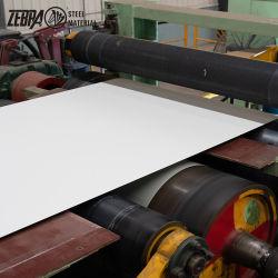 Spangle cero 0,5 mm de grosor de hoja de acero galvanizado para la cubierta del filtro de aceite y la malla
