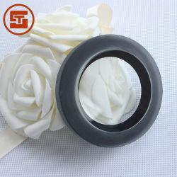 Étapes de forme ronde ou Rectangle Couvercle en verre trempé de chant de l'éclairage
